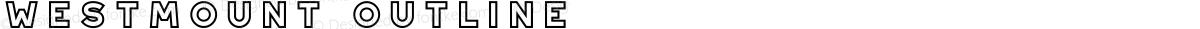 Westmount Outline