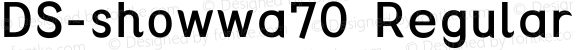 DS-showwa70 Regular