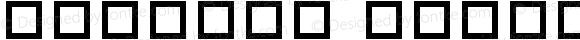corners Regular Macromedia Fontographer 4.1 10/1/00