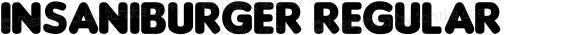Insaniburger Regular http://moorstation.org/typoasis/designers/insanitype/
