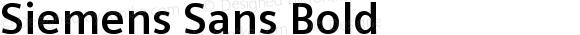 SiemensSans-Bold