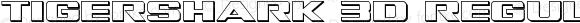 Tigershark 3D Regular Version 1.0; 2013