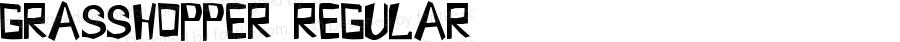 Grasshopper Regular Version 1.0; 1997; initial release