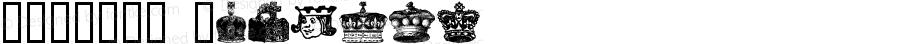 111全是皇冠 Regular crowns and coronets, ecf #81, v1.0 8/22/97