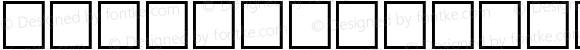 Bold Italic Art Regular Platinum Technology 96