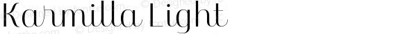 Karmilla Light