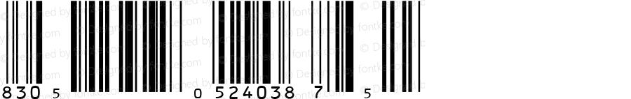 IDAutomationUPCEANS Regular IDAutomation.com 2014