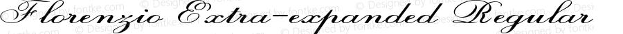 Florenzio-ExtraexpandedRegular