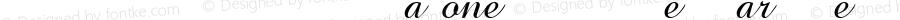 AQTAKD+AmazoneBT-Regular Regular Version 1.0