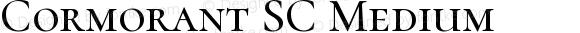 Cormorant SC Medium