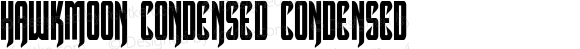 Hawkmoon Condensed Condensed