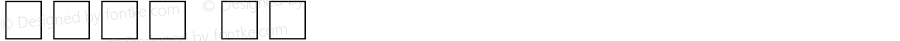 幼圆简体 常规 Version 3.01 March 18, 2015