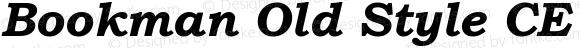 BookmanOldStylCE-BoldItalic