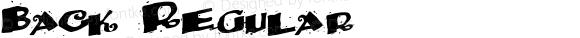 Back Regular Altsys Metamorphosis:10/27/94