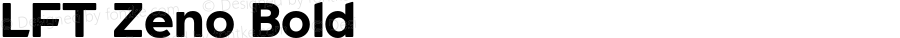 LFT Zeno Bold Version 0.000;PS 0.0;hotconv 1.0.72;makeotf.lib2.5.5900 DEVELOPMENT