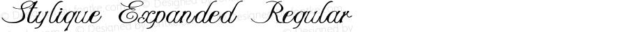 Stylique-ExpandedRegular