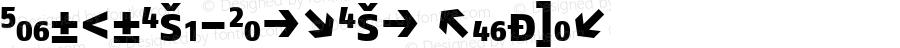 FagoNoExb-CapsExp Regular Version 4.3; 2000
