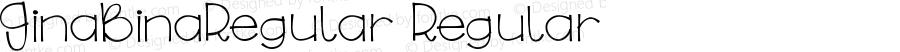 GinaBinaRegular Regular Version 001.000
