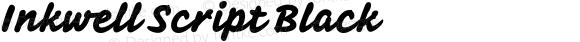 Inkwell Script Black