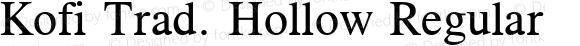 Kofi Trad. Hollow Regular 1.1