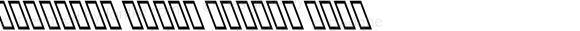 MRT_East Extra Italic Bold