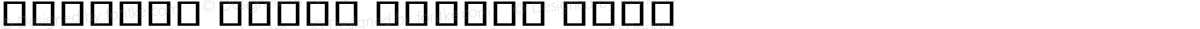 Mj_Wide Extra Italic Bold