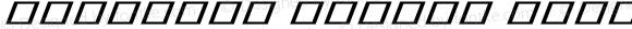 Mj_Farah Italic Bold Italic