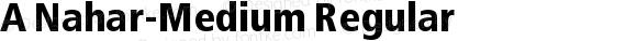 A Nahar-Medium Regular Version 1.001 February 6, 2011
