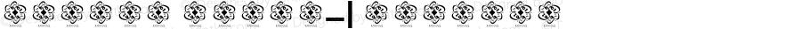 Arabic Pixel-1 Regular Version 2.003 September 1, 2013