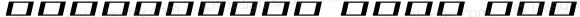Mj_Silicon Wide Italic Bold