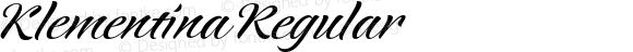 Klementina Regular