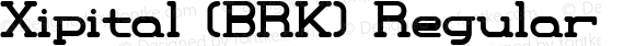 Xipital -BRK-