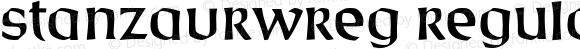 StanzaURWReg Regular Version 1.00