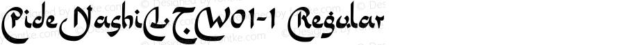 PideNashiLTW01-1 Regular Version 1.01