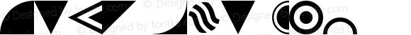 ArtD Normal Macromedia Fontographer 4.1 17.06.1995