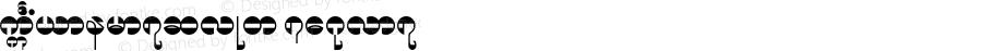 ICMyanmarSlot Regular Macromedia Fontographer 4.1 28/01/00