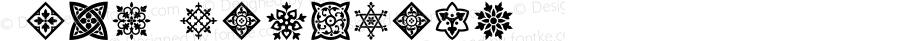 HolyOrnaments ☞ com.myfonts.gallofonts.holy-ornaments.holy-ornaments.wfkit2.2ZL5
