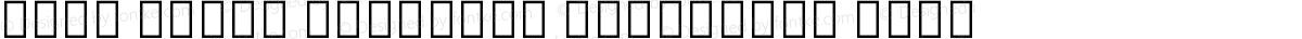 Noto Serif Ethiopic Condensed Bold