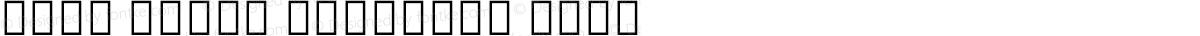 Noto Serif Ethiopic Thin