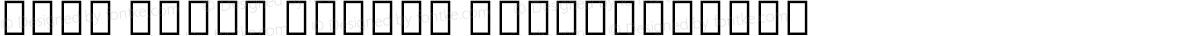 Noto Serif Hebrew NarrowExBold
