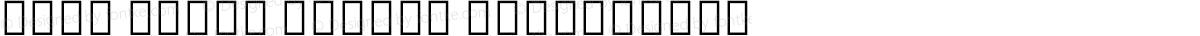Noto Serif Hebrew NarrowThin