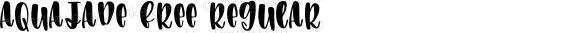 Aquajade Free Regular Version 1.00 2017