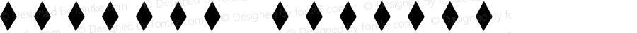 矿产符号001 Regular