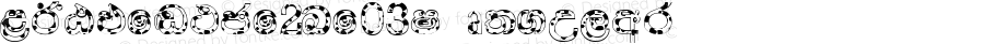 LITP_DEC_2K_03S Regular PANHINDA 5.0,  2003