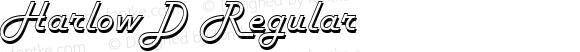HarlowD Regular