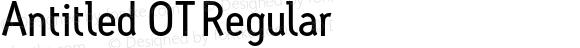 Antitled OT Regular Version 1.100 2006