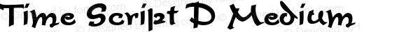 Time Script D Medium Version 001.005
