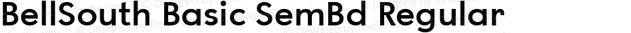 BellSouth Basic SemBd Regular Version 2.0; 1999; initial release