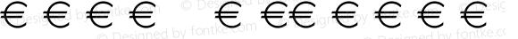 Euro Regular