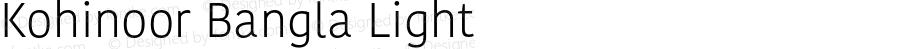 Kohinoor Bangla Light